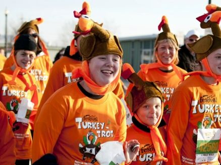 Image for Festival Foods Turkey Trot